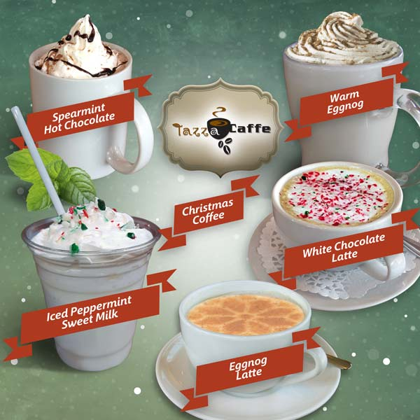 Our Holiday Drinks are Here !