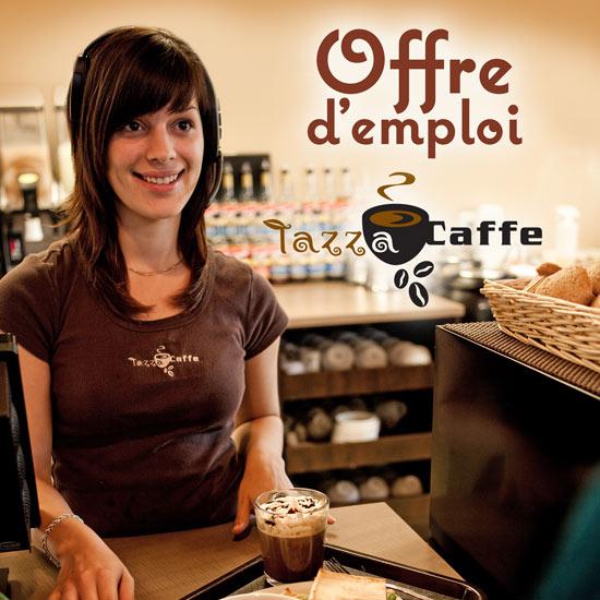 Offres d'emploi au Tazza CAFFE à Shippagan