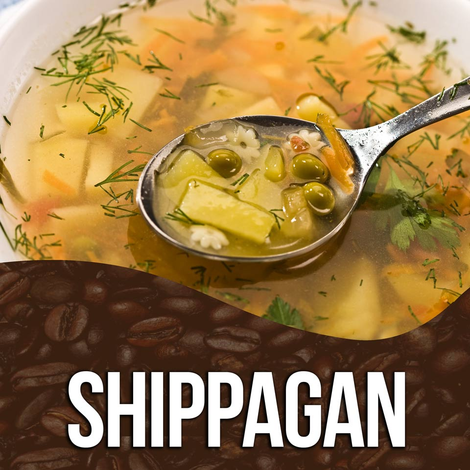 Nos soupes à Shippagan