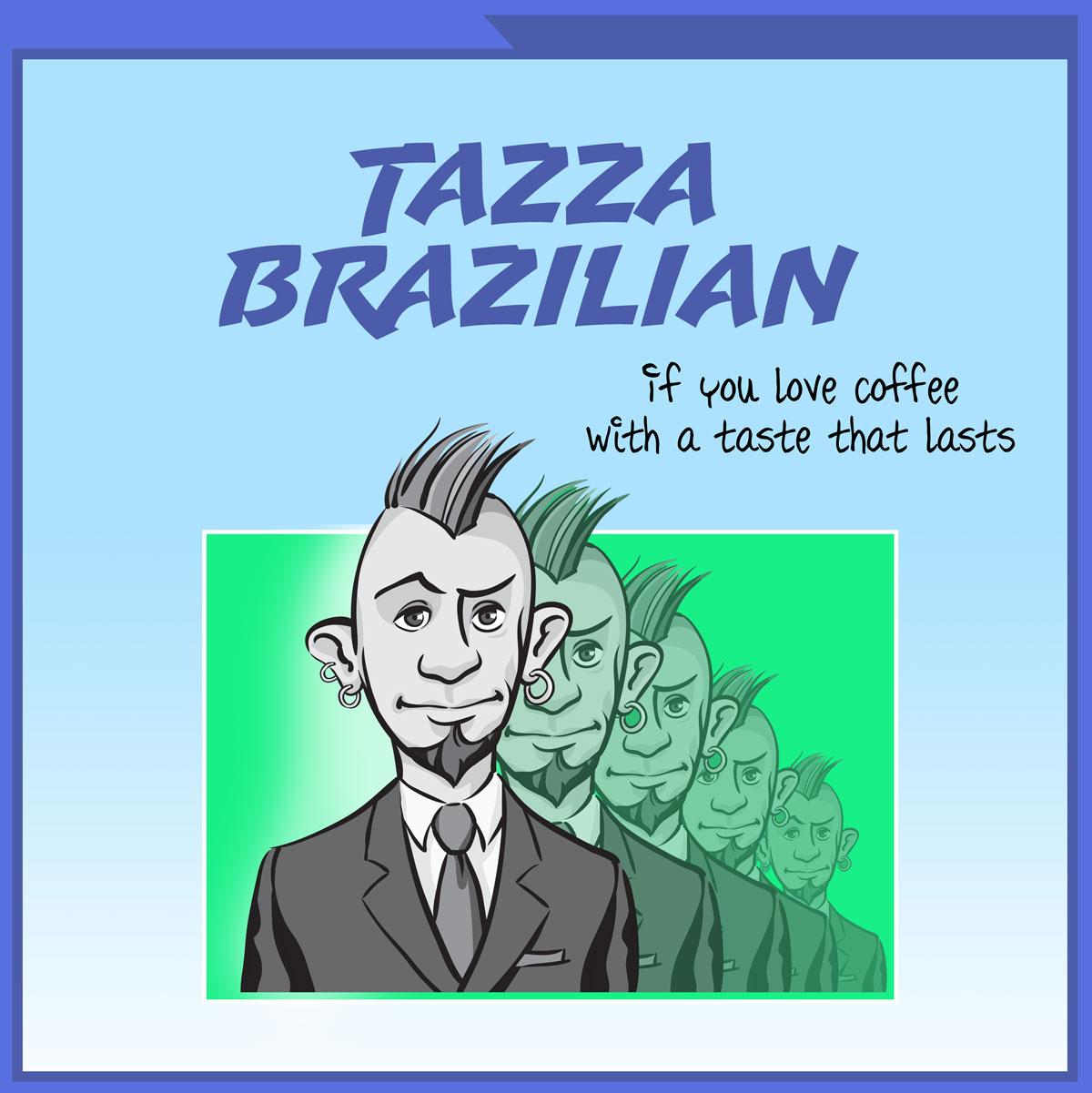 Tazza Brazilian