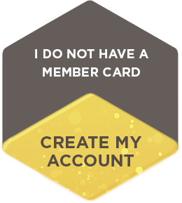 Create my account button