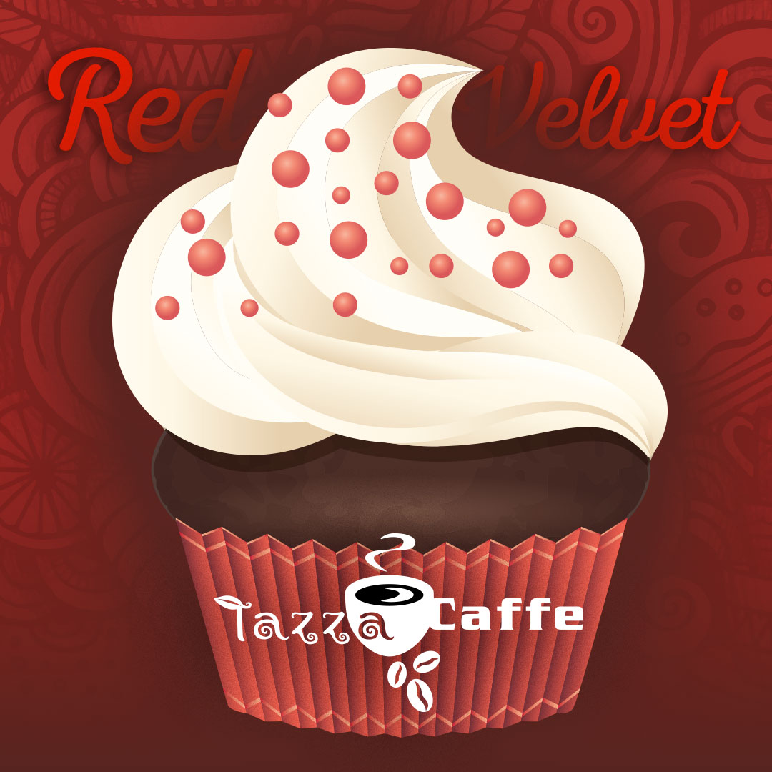 It's the return of our Red Velvet Cupcakes!