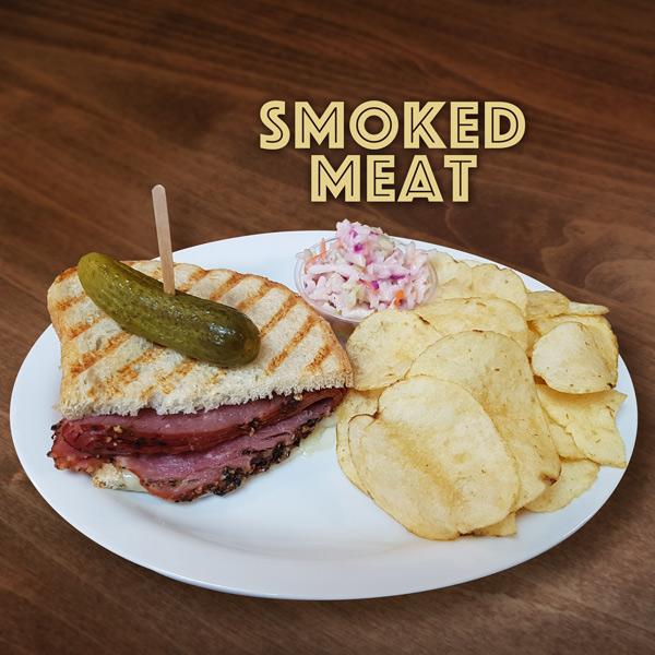 Smoked Meat est de retour