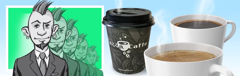 Lesmercredis au Tazza CAFFE