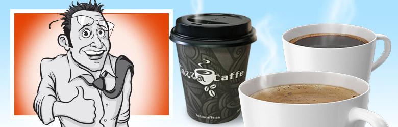 Les lundis au Tazza CAFFE