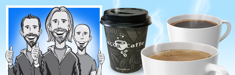 Lesdimanches au Tazza CAFFE